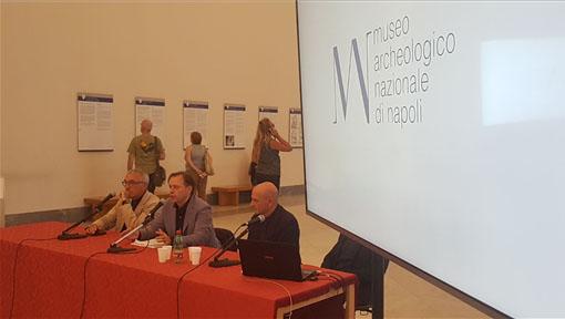 Napoli al Museo Archeologico! Il direttore: A dicembre mostra dedicata agli azzurri