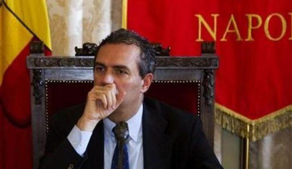 De Magistris schierato con Emiliano nella sfida anti Renzi al congresso