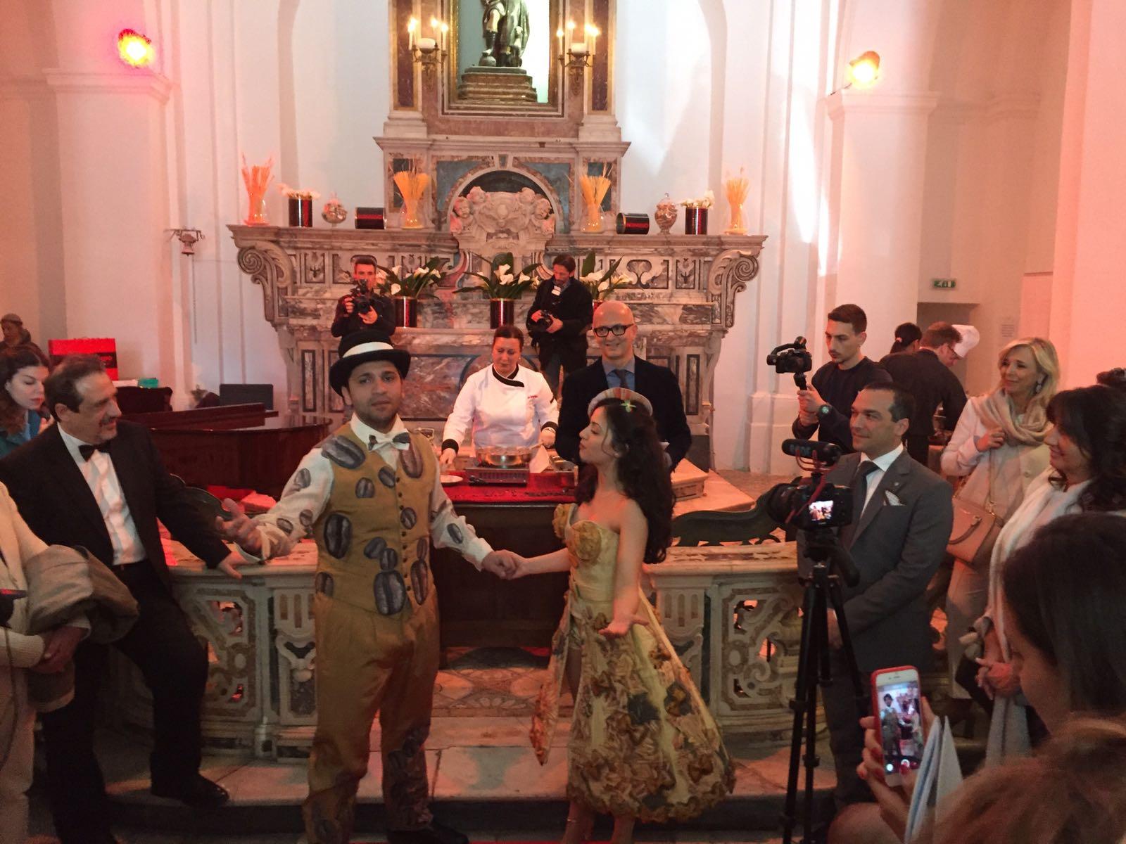 Matrimonio Romano E Napoletano : L espresso napoletano sposa la pasta di gragnano il