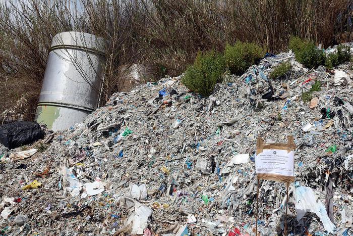 rifiuti pericolosi salerno
