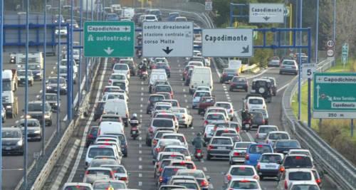 Napoli, appalti tangenziale: cinque arresti