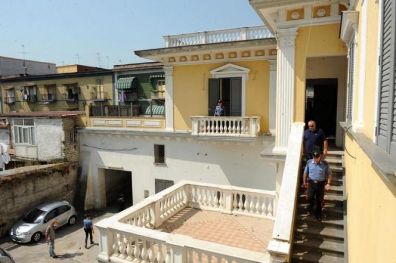 Villa Sequestrata Oggi A Napoli