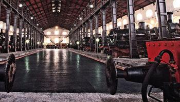pietrarsa, Al Museo di Pietrarsa 6mila visitatori per i 179 anni delle ferrovie
