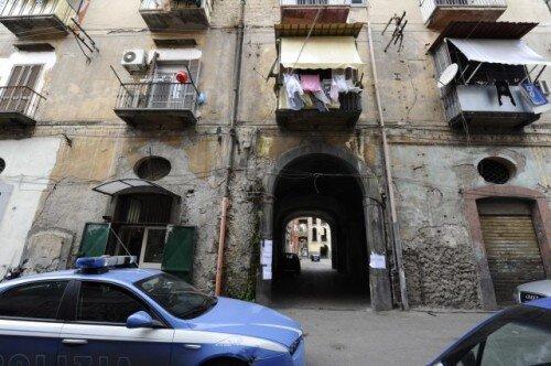 Palazzo Fienga polo legalità