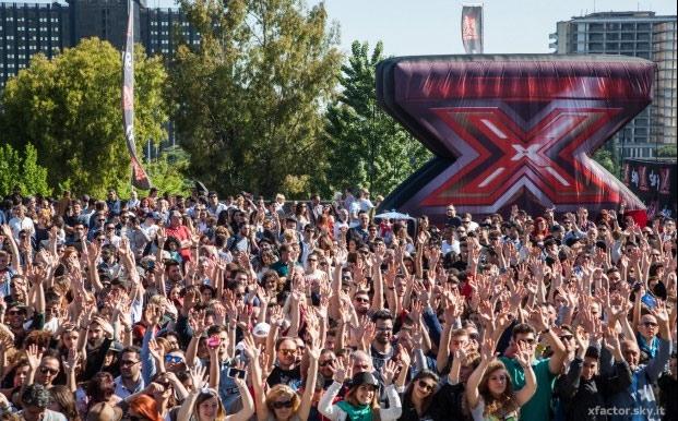 X-Factor, al via i casting: appuntamento a Napoli
