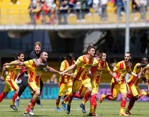 Serie B, Benevento-Frosinone 2-1: pagelle e highlights. Diretta