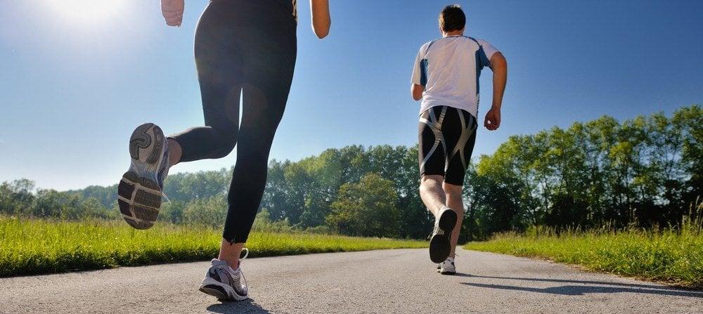 jogging nei parchi