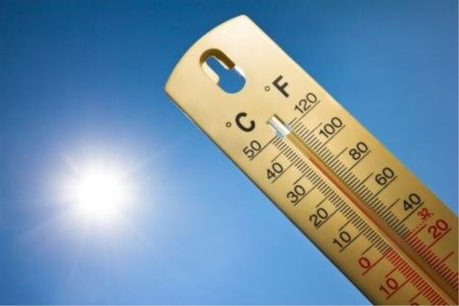 Roma, è caldo record: temperatura mai così alta da quasi un secolo