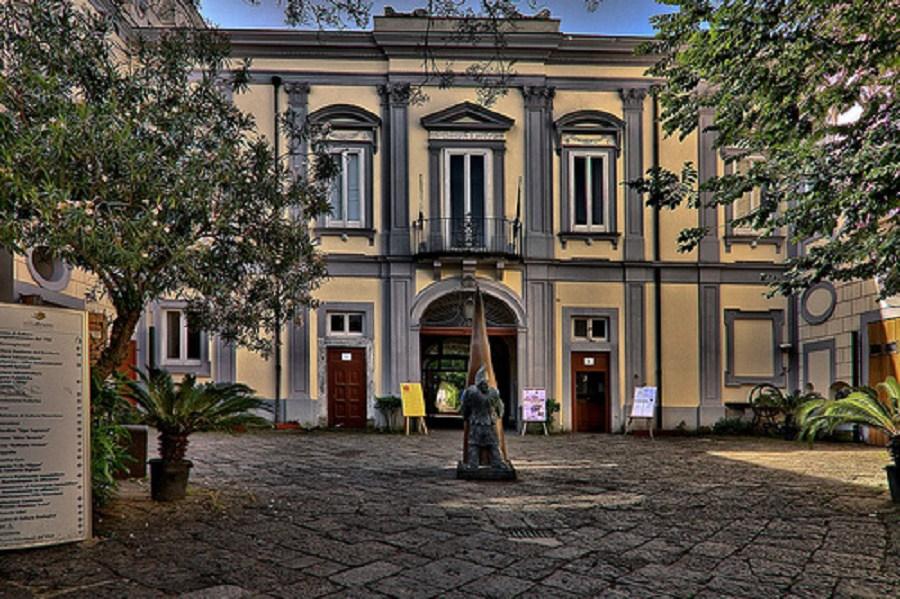 Cinema Villa Bruno San Giorgio A Cremano Programma Agosto