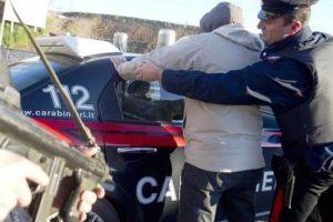 Castellammare di Stabia carabinieri-inseguimento