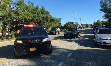 Usa, spari vicino Baltimora: diversi feriti