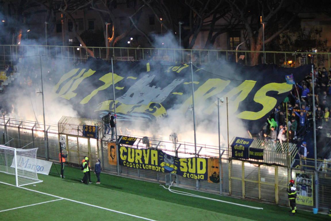 Juve Stabia: vittoria e festa nella sera del ritorno al Menti