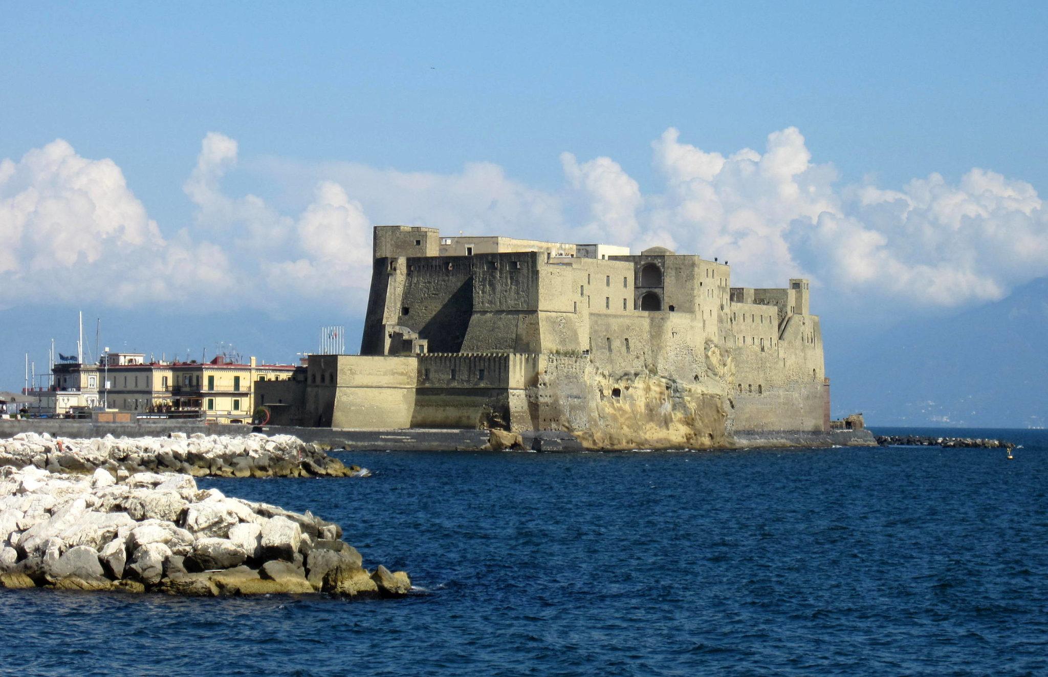 Napoli   Castel dellOvo