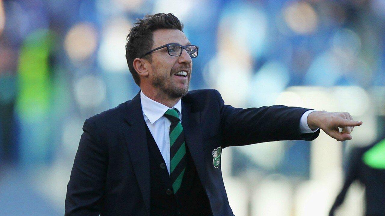 Roma-Sassuolo 3-1: Di Francesco riparte con Perotti, Schick e Zaniolo