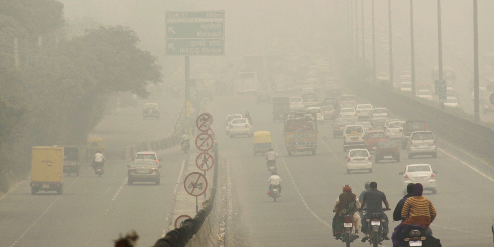 Una persona ogni 6 nel mondo muore a causa dell'inquinamento (lo dice la scienza)