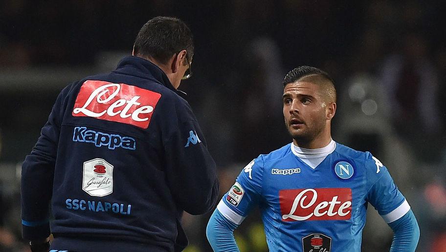 Napoli-Inter, i convocati di Sarri: Lorenzo Insigne c'è! Hysaj ha recuperato