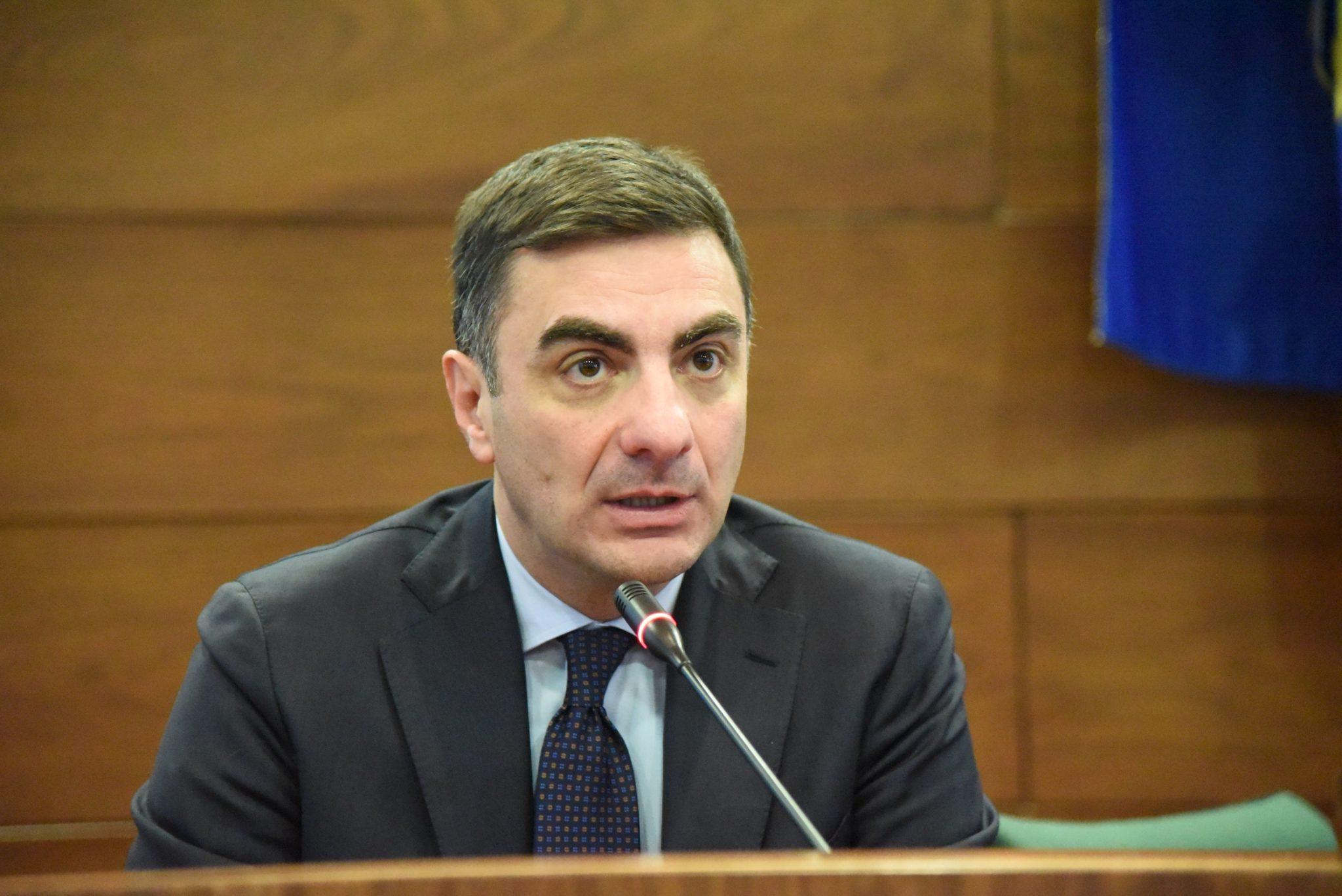 Il sindaco Gambacorta colpito da malore e ricoverato in ospedale
