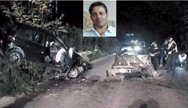 Battipaglia, si schianta con l'auto: muore 49enne, ferita la moglie