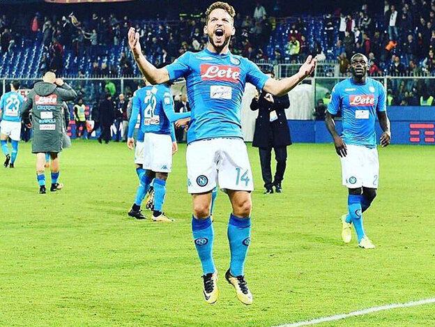 Hamsik da urlo: 100° gol in Serie A!
