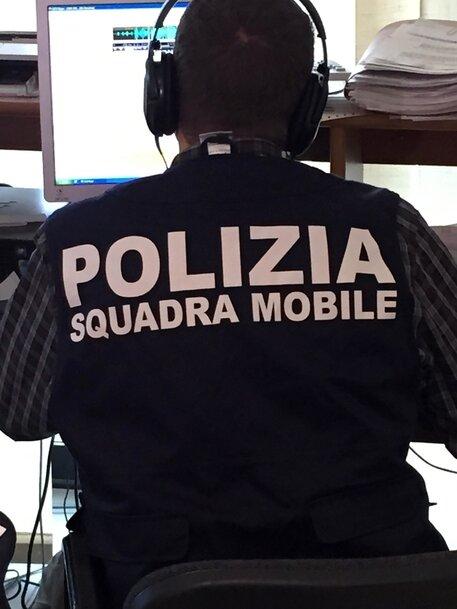 polizia squadramobile