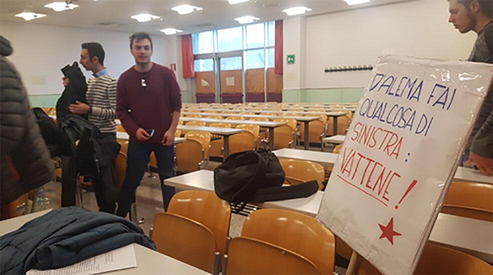 Università Napoli: D'Alema e Camusso