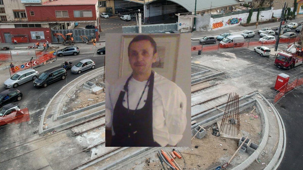 Chef napoletano investito e ucciso da auto pirata