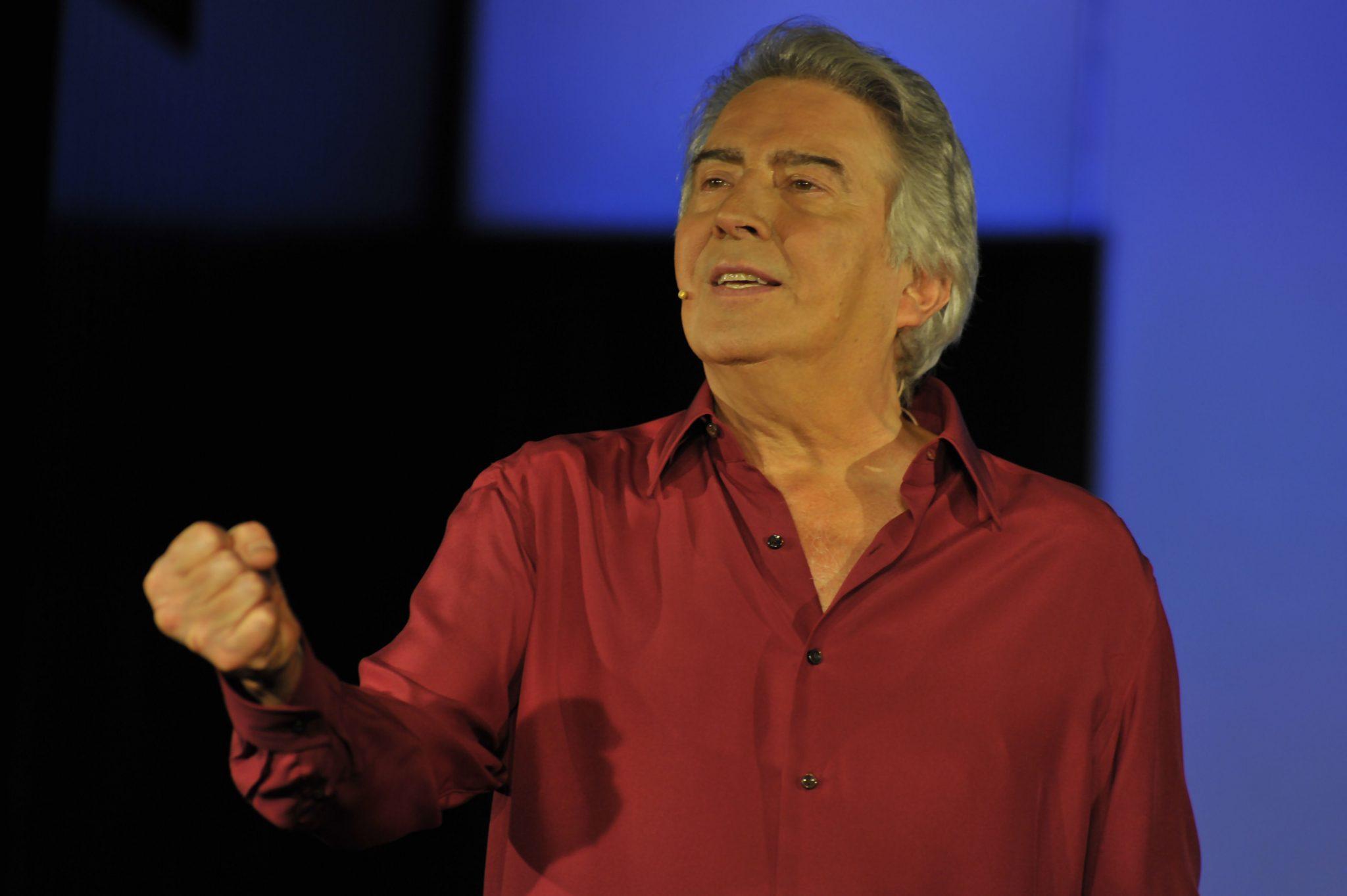 Lando Fiorini canta per la tua Roma anche da lassù