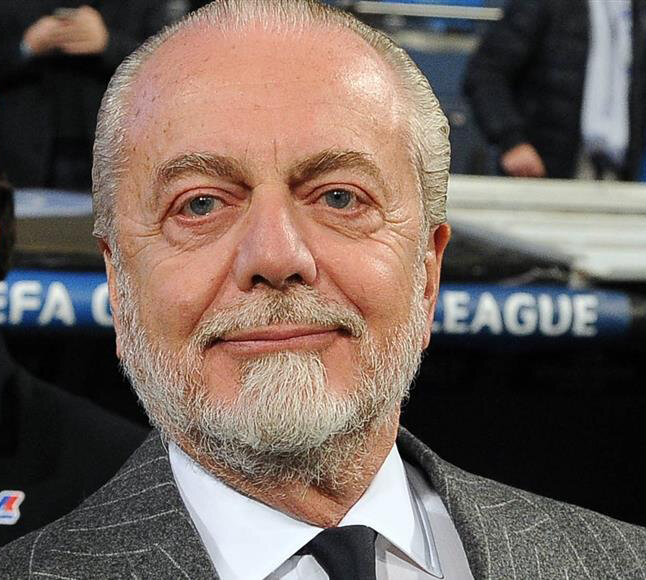 Stadio Napoli, parla De Laurentiis: