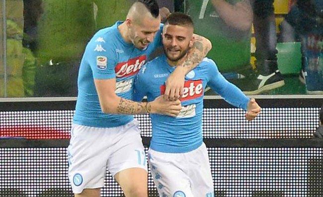 Napoli, Hamsik tra il record di Maradona e l'addio di Cannavaro