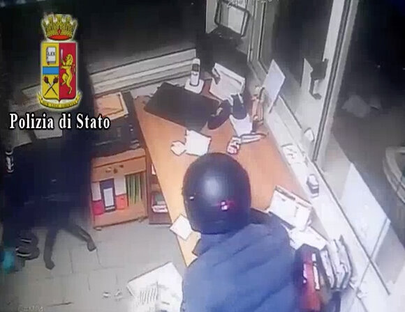 rapinatore nola
