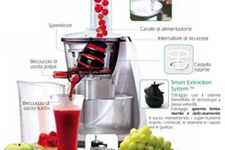 Elettrodomestici da cucina per mangiare sano - Cronache della Campania