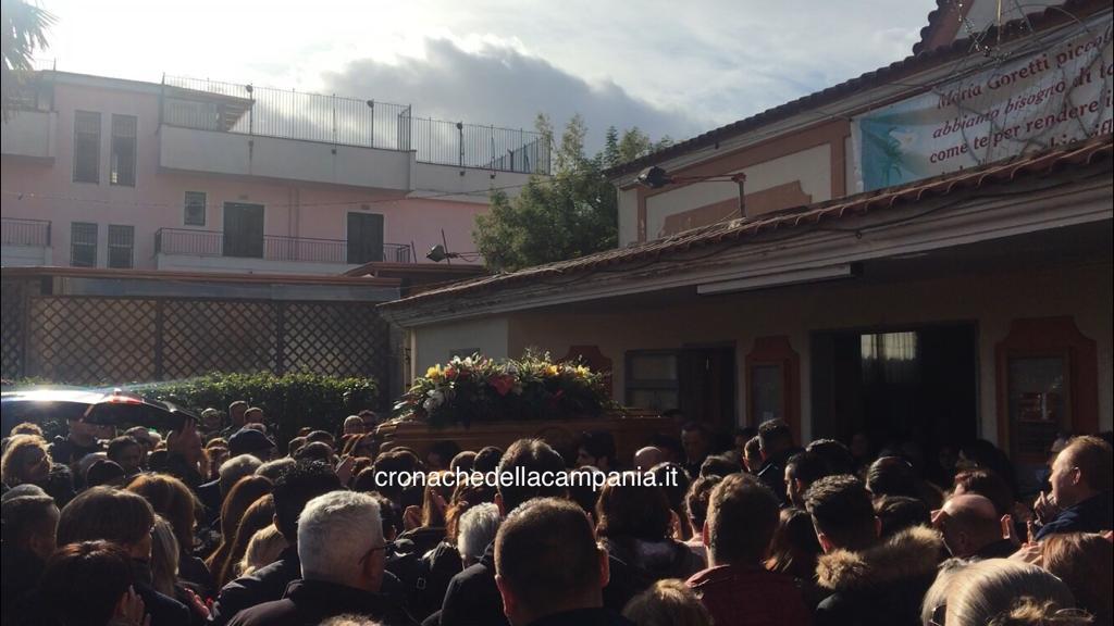funerali schettino