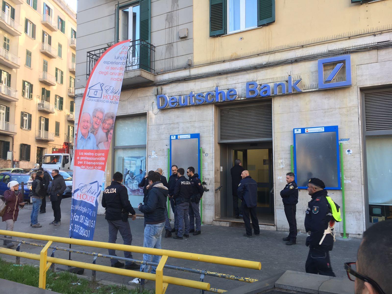 deutsche bank vomero