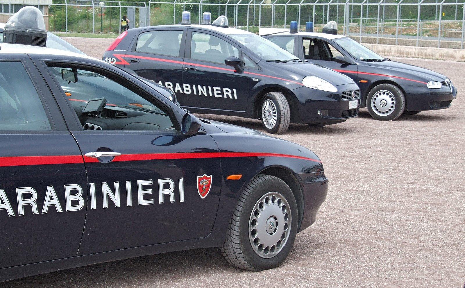carabinieri auto gazzella 6