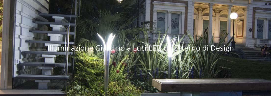 L 39 illuminazione giardino modenese sbarca a napoli for Negozi arredo giardino milano