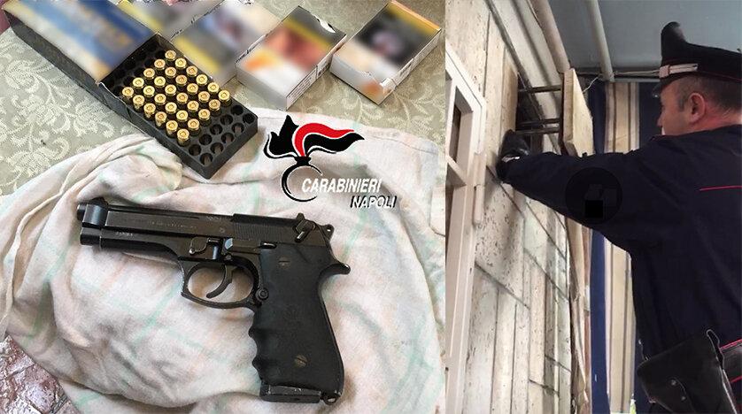 pistola trecase