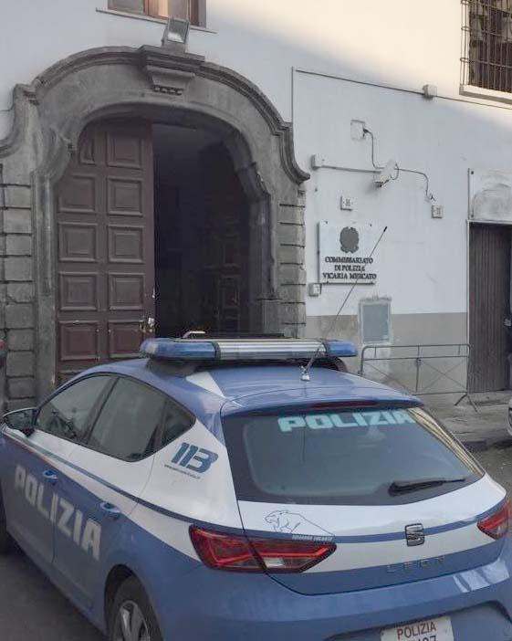 polizia vicaria mercato