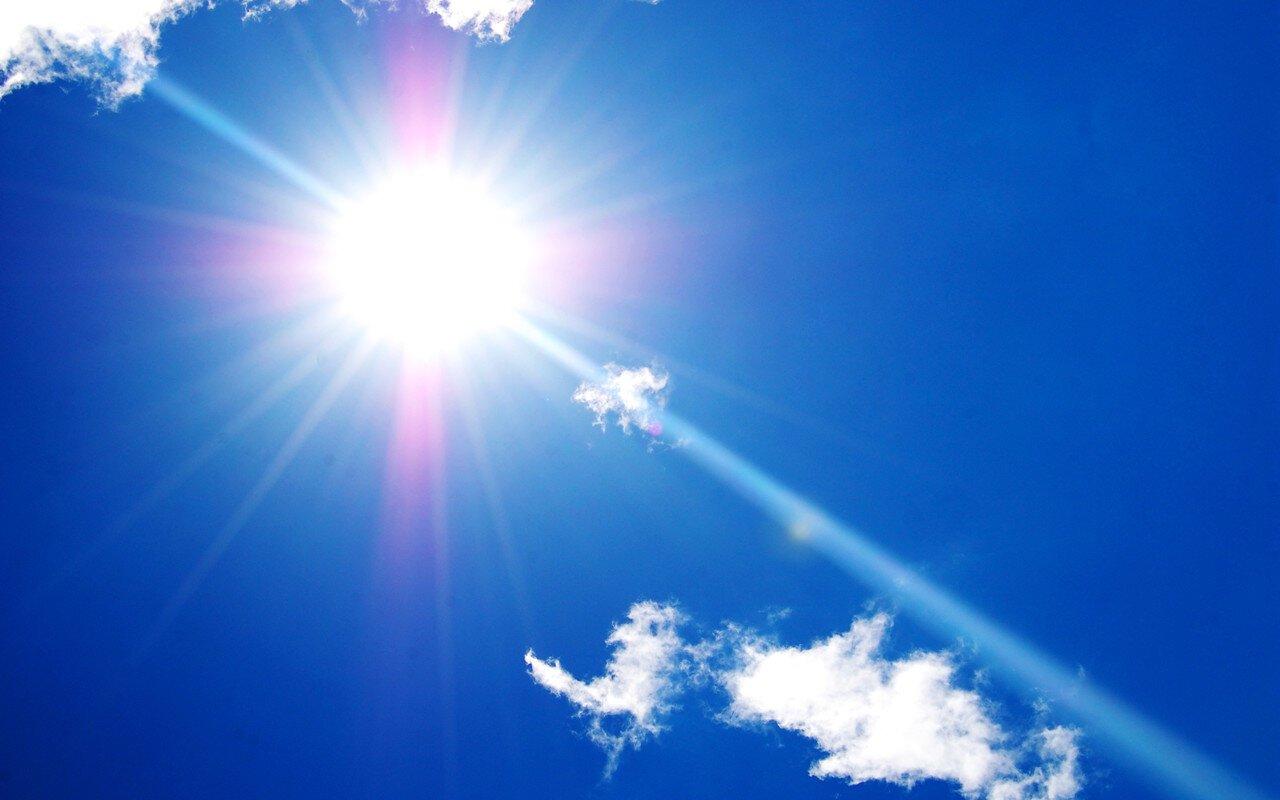 radiazioni del sole
