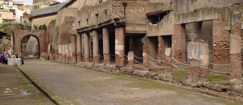 ercolano sito archeologico