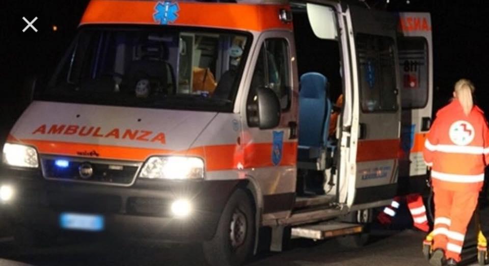 ambulanza coroglio