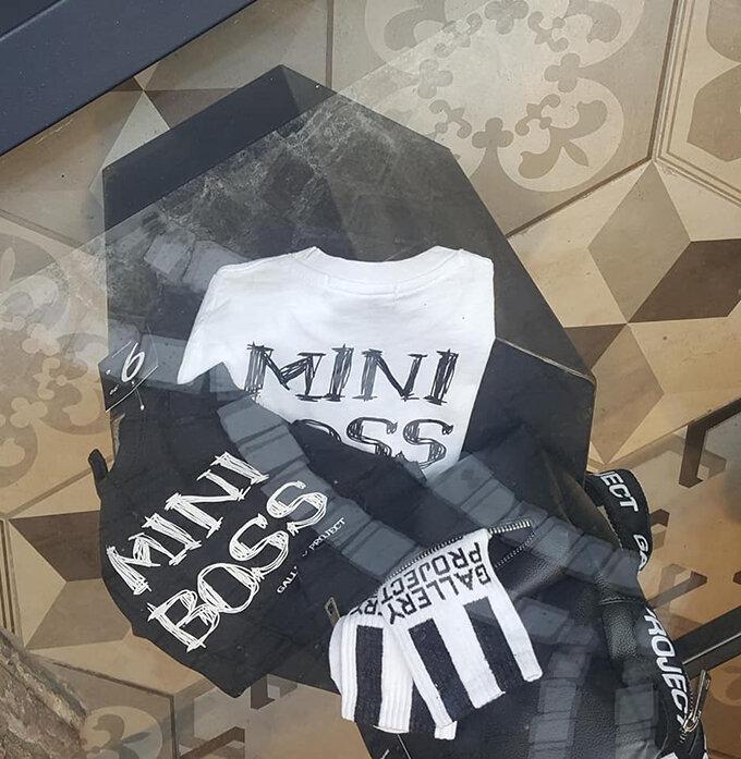 maglietta miniboss