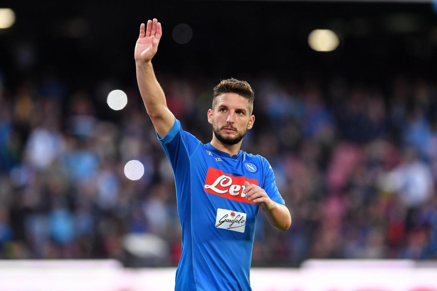 De Laurentiis, che stoccata a Inter e Milan