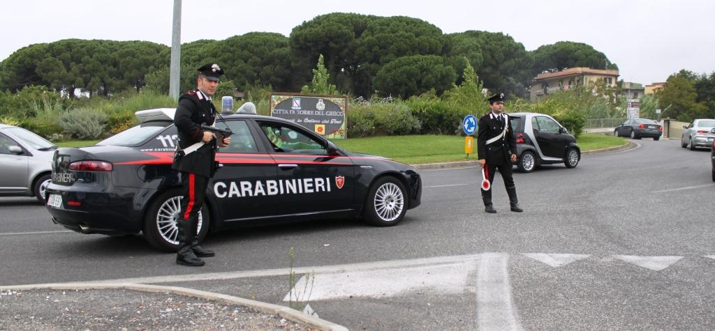 carabinieri torredel greco