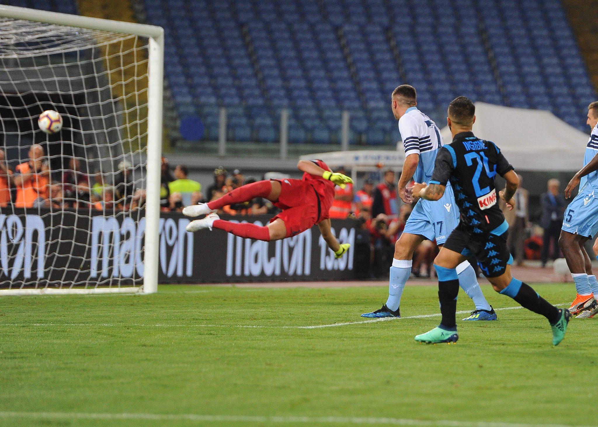 Ancelotti dopo Lazio-Napoli: