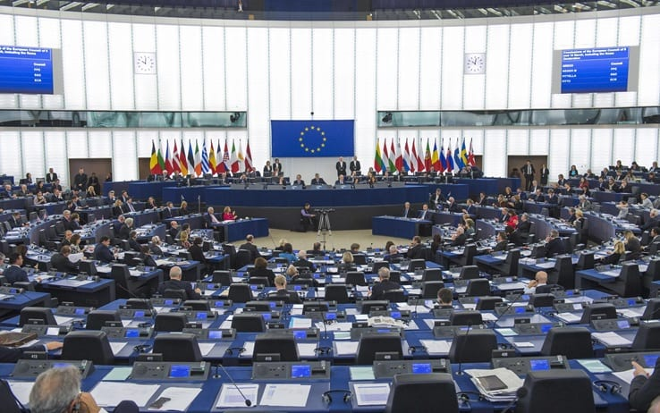 Parlamento europeo, sì alla riforma del copyright / Home video / News