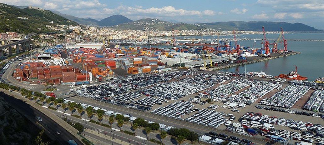 immigrazione,Porto di Salerno