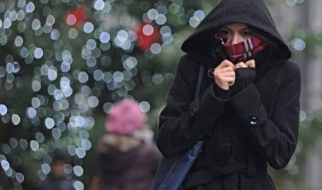 arriva il maltempo e il freddo anche in Campania