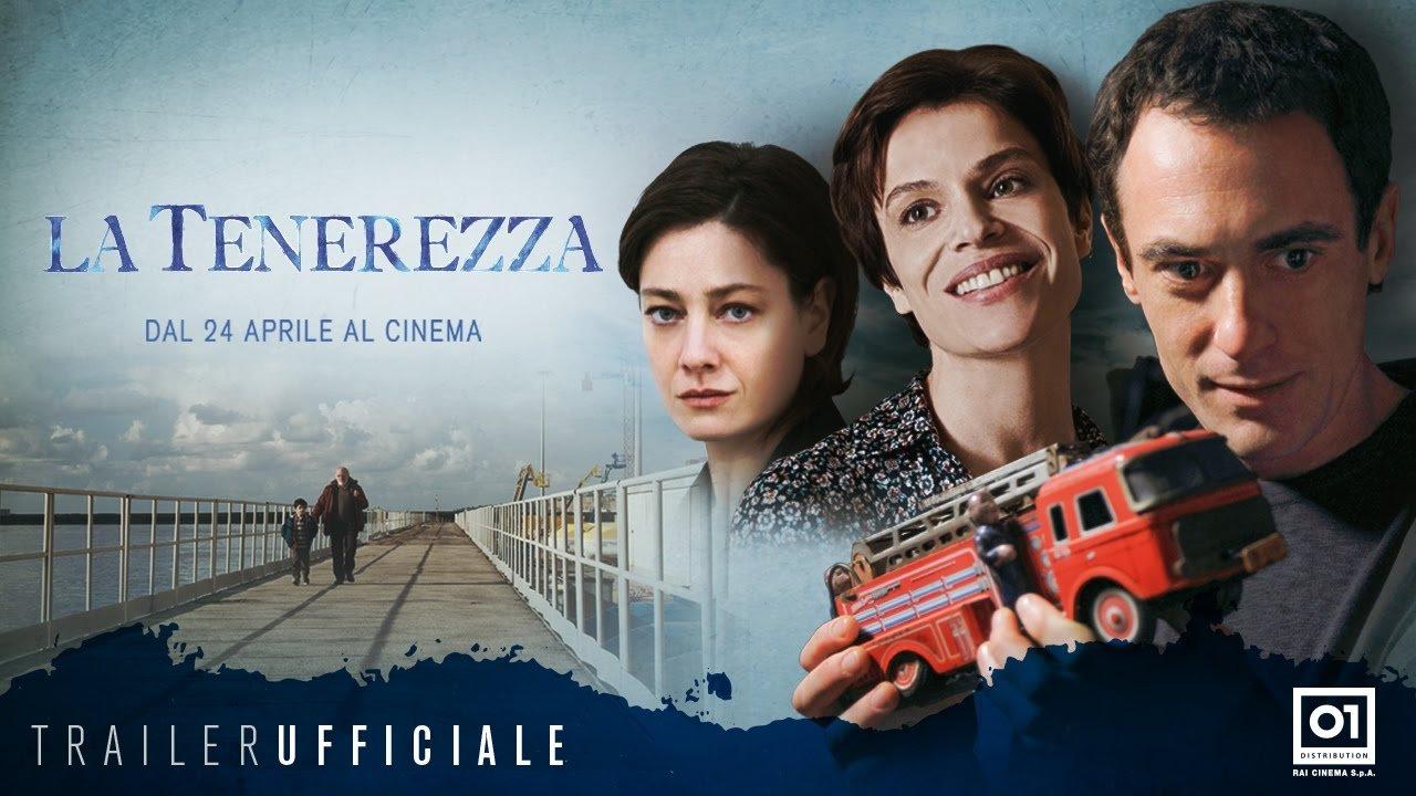 tenerezza, In prima tv assoluta, 'La tenerezza' di Giani Amelio. Venerdì 5 ottobre Rai 3