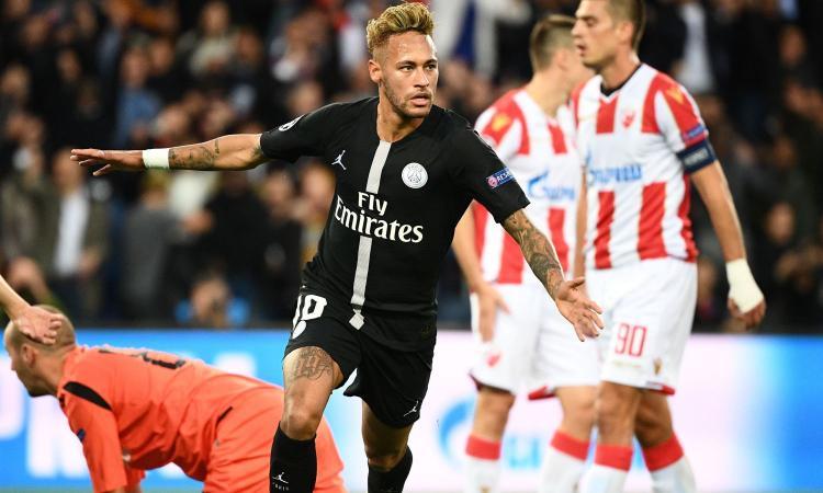 Champions, match sospetto tra Psg e Stella Rossa: l'Uefa apre un'inchiesta