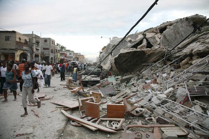 Haiti, terremoto di magnitudo 5,9 Almeno 10 morti e diversi feriti